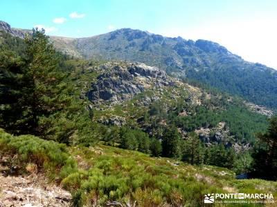 JUEVES Senderista - Cuerda de las Cabrillas y Valle de la Barranca;rutas senderismo la pedriza club